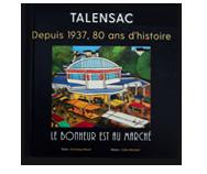 Livre des 80 ans du marché de Talensac