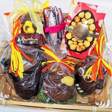 Offrir du Chocolat à Pâques c'est possible!
