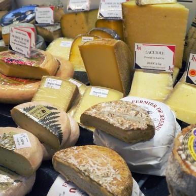 Promo sur les fromages