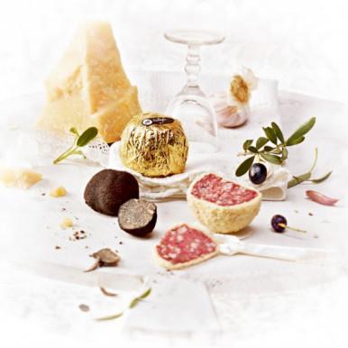 Les incontournables des apéritifs festifs : Le Saltufo Gold