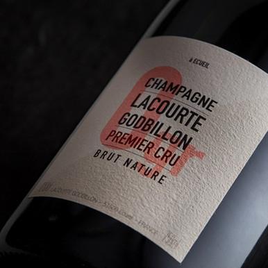 Pour les fêtes : champagne Lacourte Godbillon 1er cru