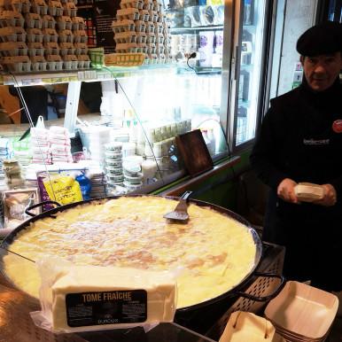 Nos prochaines recettes à base de fromage sur le stand Beillevaire de Talensac !