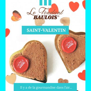 Fondant Baulois St Valentin